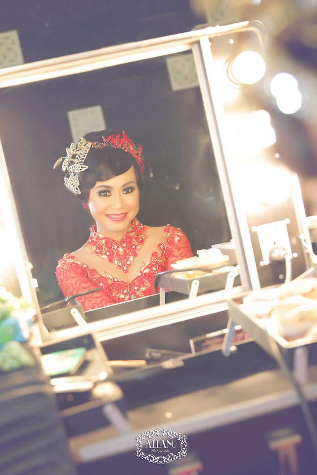 """Nadia & Hakim's wedding ; """"waiting for the moment"""""""